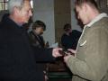 Bronzový nožík Tomáše Krýzy - 2003