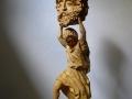David a Goliáš - lípa
